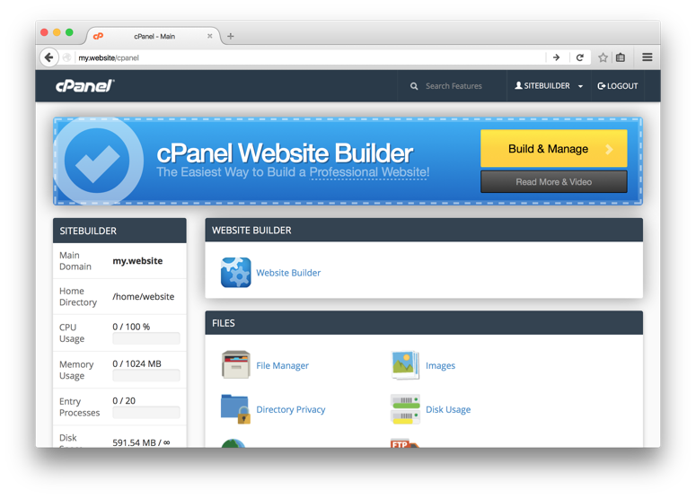 SiteBuilder for Webhosts » Kopage, Website Builder for Webhosts