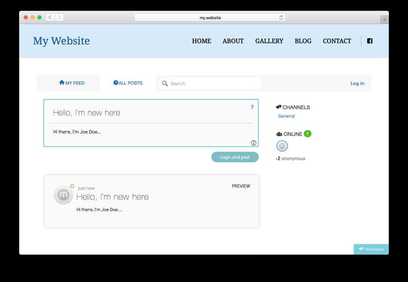 Discussion Forum » Kopage, Website Builder for Webhosts